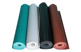 Rubber-Sheets